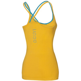 Ocun Corona Top Mujer, golden yellow